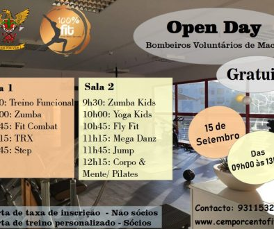 open day 3